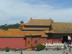 Qianqingmen und Qianqinggong